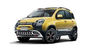 Fiat Panda 4x4 Multijet 1.3 Diesel