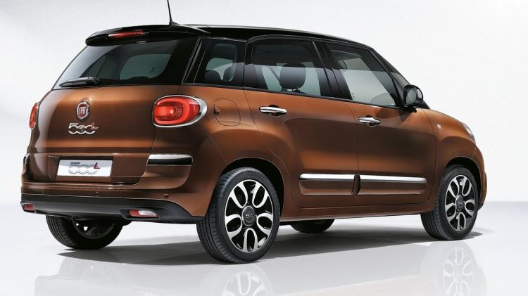 Fiat 500L Multijet pop star dualogic