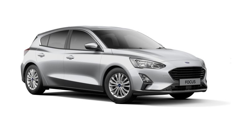 Ford New Focus Titanium 1.0 EcoBoost 125PS 5dr