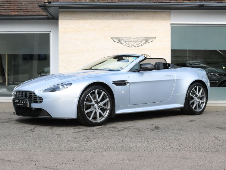 Aston Martin V8 Vantage Roadster S 2dr Sportshift 4.7 Sports Shift Roadster (2012.25) image