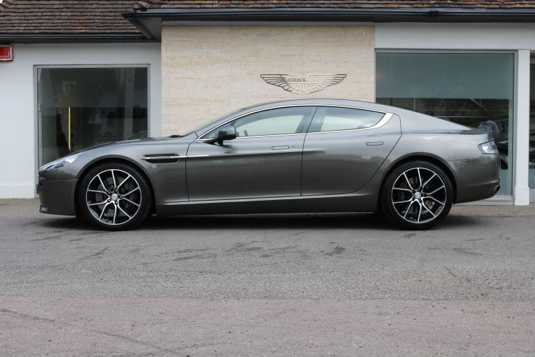 Aston Martin Rapide S V12 [552] 4dr Touchtronic III Auto image 8