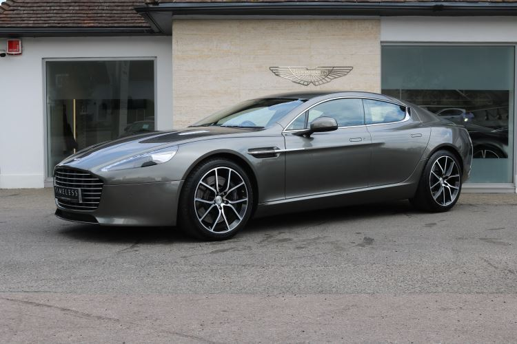 Aston Martin Rapide S V12 [552] 4dr Touchtronic III Auto image 1