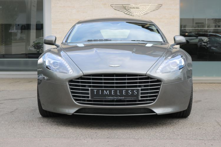 Aston Martin Rapide S V12 [552] 4dr Touchtronic III Auto image 2