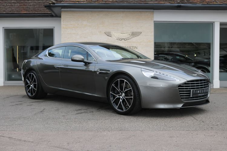Aston Martin Rapide S V12 [552] 4dr Touchtronic III Auto image 3