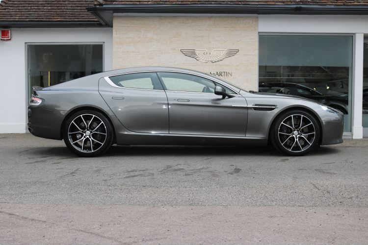 Aston Martin Rapide S V12 [552] 4dr Touchtronic III Auto image 4