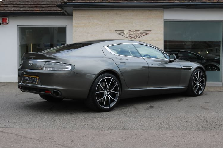 Aston Martin Rapide S V12 [552] 4dr Touchtronic III Auto image 5