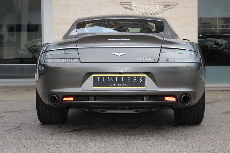 Aston Martin Rapide S V12 [552] 4dr Touchtronic III Auto image 6