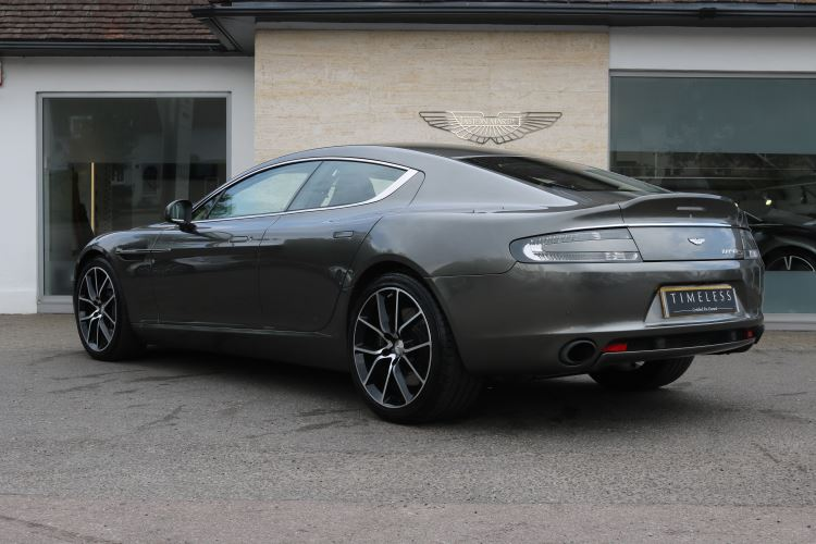Aston Martin Rapide S V12 [552] 4dr Touchtronic III Auto image 7