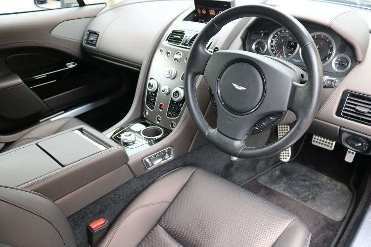 Aston Martin Rapide S V12 [552] 4dr Touchtronic III Auto image 16