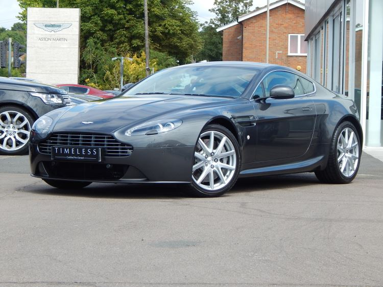 Aston Martin V8 Vantage Coupe 2dr [420] 4.7 3 door Coupe (2015) image