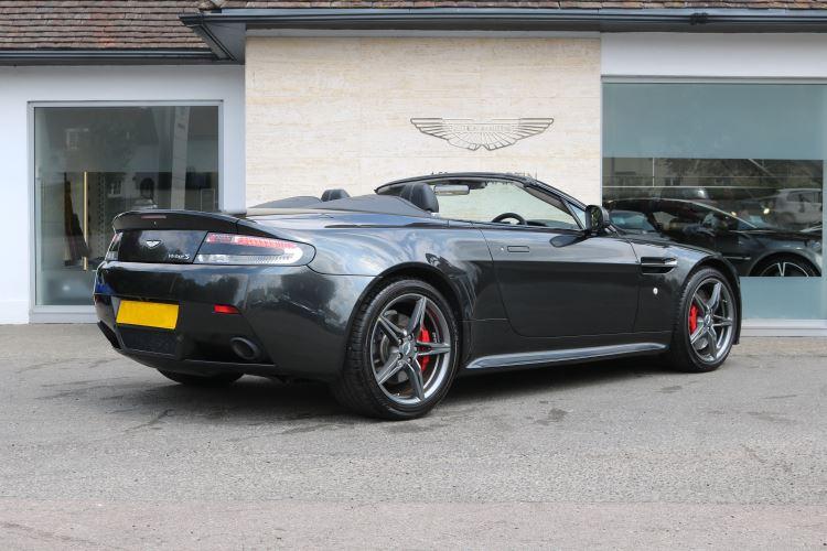 Aston Martin V Vantage S Roadster S Dr Sportshift Sports Shift - Aston martin v8 vantage s