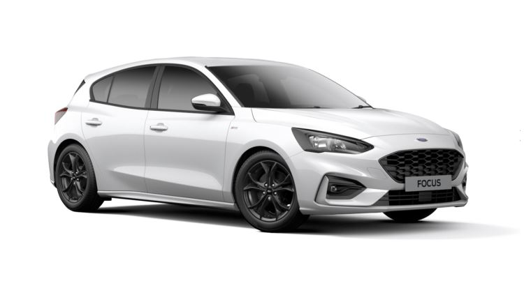 Ford New Focus ST-Line 1.0 EcoBoost 125PS 5dr