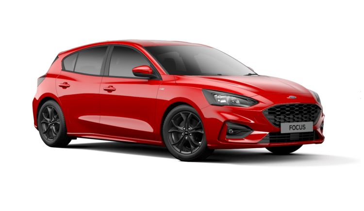 Ford All-New Focus ST-Line X 1.0 EcoBoost 125PS 5dr
