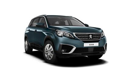 New Peugeot 5008 SUV Cars