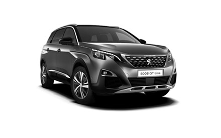 New Peugeot 5008 SUV GT Line Premium Cars