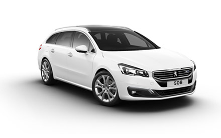 All-New Peugeot 508 SW Cars