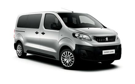 New Peugeot Expert Combi Vans