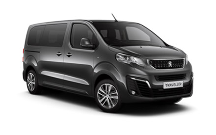New Peugeot Traveller Business MPVs