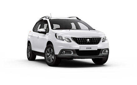 New Peugeot 2008 SUV Cars