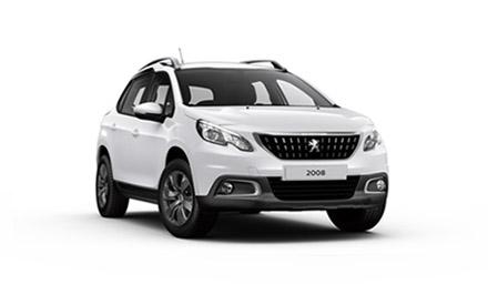 New Peugeot 2008 SUV Cars