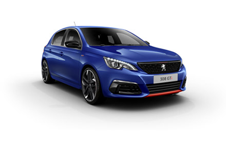 New Peugeot 308 GTi by Peugeot Sport Cars