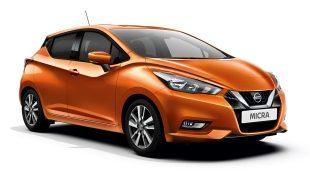 Nissan Micra 0.9 Acenta