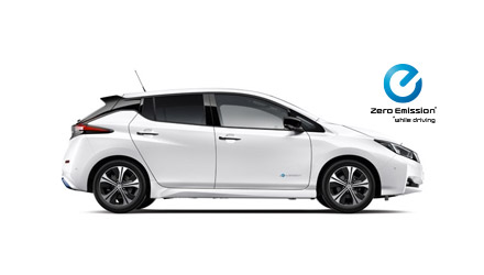 New Nissan Leaf Cars
