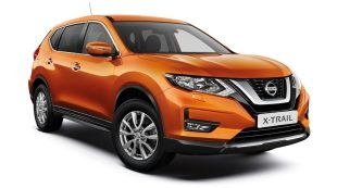 Nissan X-Trail Acenta 4wd Manual