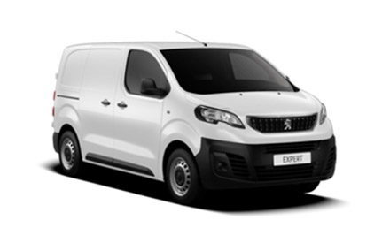 New Peugeot Expert Vans