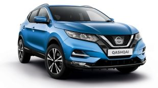 Nissan Qashqai N-Connecta Xtronic