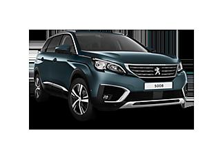 Peugeot 5008 SUV 1.2 PureTech Active 5dr