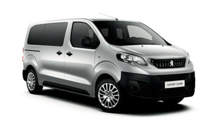 Peugeot Expert Combi 2.0 BlueHDi 180 Long EAT8 6dr