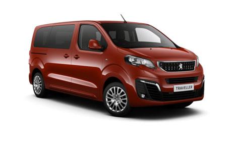 Peugeot Traveller 1.6 BlueHDi 115 Active Standard [8 Seat] 5dr