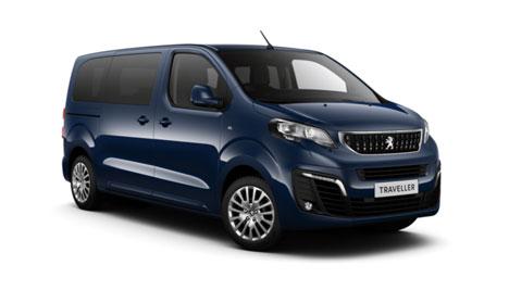Peugeot Traveller 2.0 BlueHDi 150 Allure Compact [8 Seat] 5dr