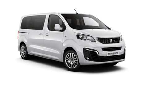 Peugeot Traveller 2.0 BlueHDi 180 Allure Compact 5dr EAT6