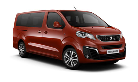 Peugeot Traveller 1.6 BlueHDi 115 Active Long 5dr