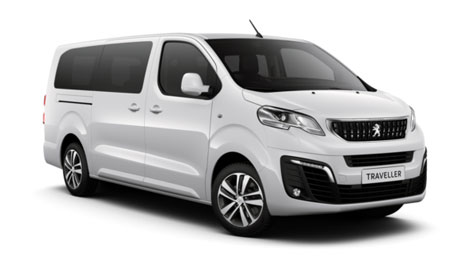 Peugeot Traveller 2.0 BlueHDi 150 Allure Long [8 Seat] 5dr