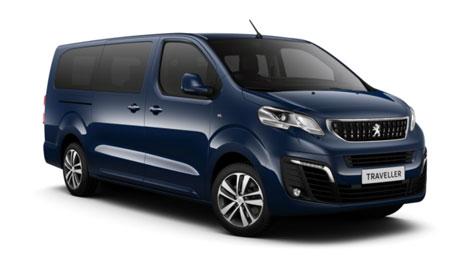 Peugeot Traveller 2.0 BlueHDi 150 Allure Long 5dr