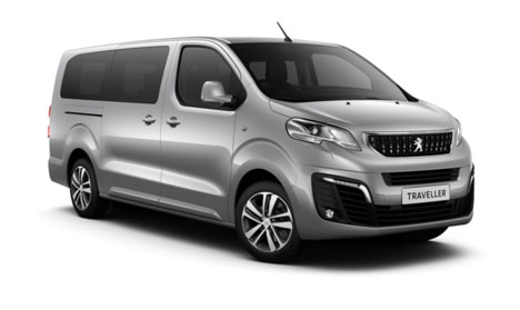 Peugeot Traveller 2.0 BlueHDi 180 Allure Long 5dr EAT8