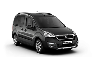 Peugeot Partner Tepee 1.6 BlueHDi 120 Outdoor 5dr