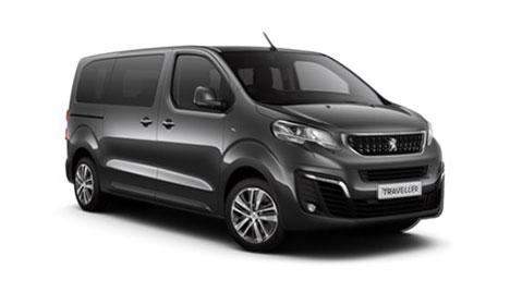 Peugeot Traveller Business 1.5 BlueHDi 120 Standard [9 Seat] 5dr