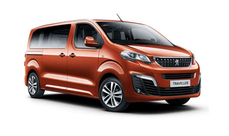 Peugeot Traveller Business 1.6 BlueHDi 115 Compact [9 Seat] 5dr