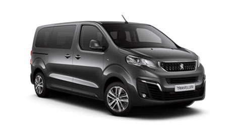 Peugeot Traveller Business 1.6 BlueHDi 115 Compact 5dr