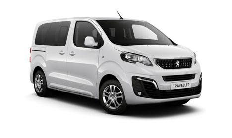 Peugeot Traveller Business 1.6 BlueHDi 95 Compact 5dr