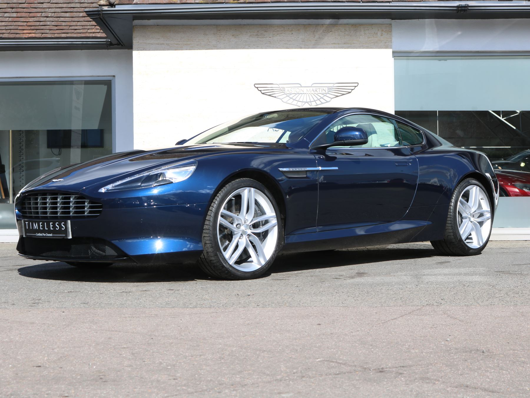 Aston Martin DB V GT Dr Touchtronic Automatic Coupe - Aston martin db9 pre owned