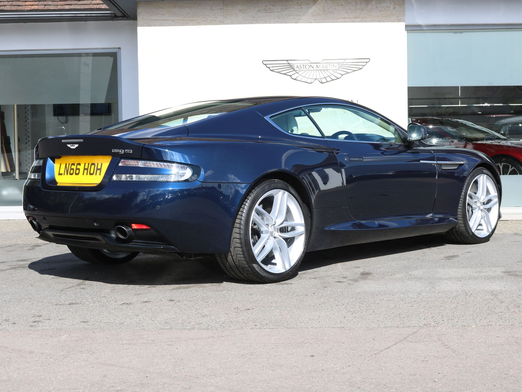 Aston Martin DB V GT Dr Touchtronic Automatic Coupe - Aston martin gt