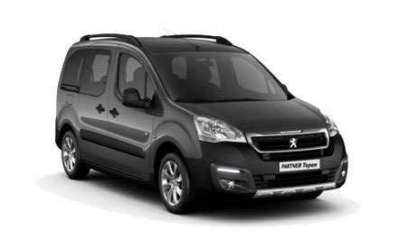 New Peugeot Partner Tepee Cars