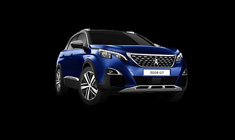 Peugeot 3008 SUV GT Line 2.0 BlueHDi 5dr