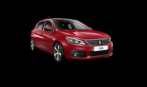 Peugeot 308 1.2 PureTech 110 Allure 5dr [6 Speed]