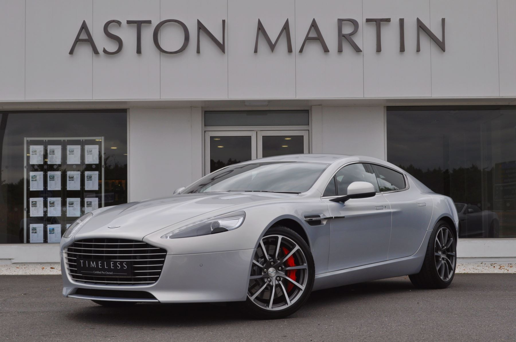 Used Aston Martin Rapide S Aston Martin Birmingham Cars For Sale - Used aston martin rapide